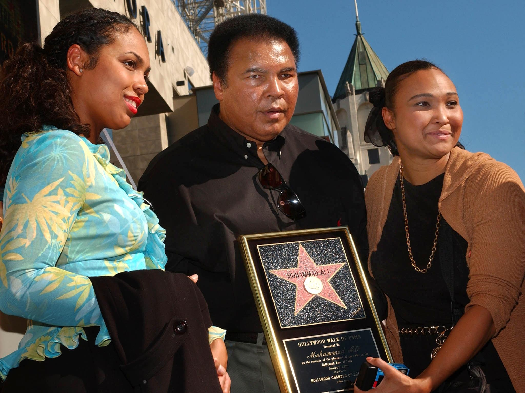 who are muhammad ali s children the late legend had a plicated