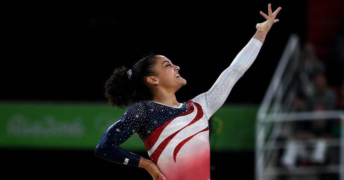 Laurie Hernandez Saying Quot I Got This Quot Is All The Confidence