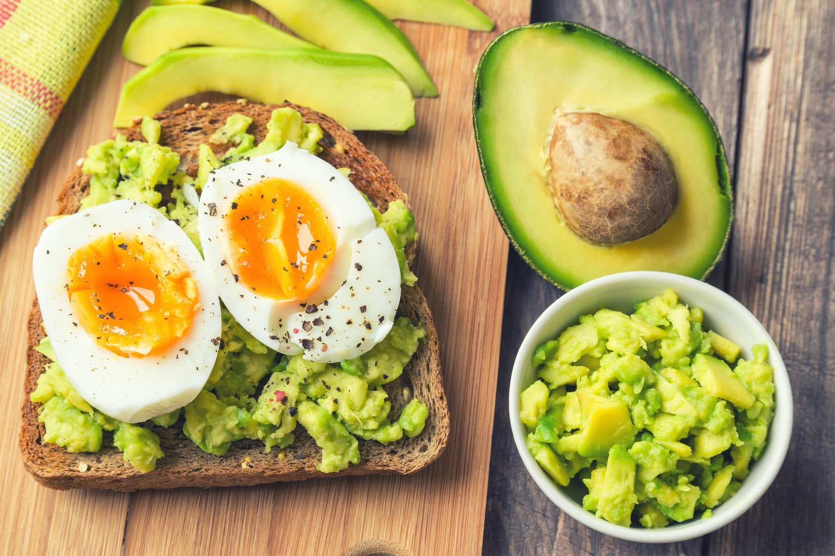 14 Ways You Should Be Eating Avocado For Breakfast