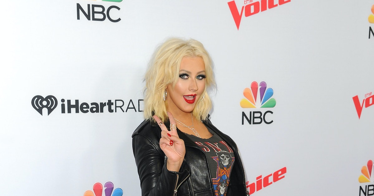 11 Christina Aguilera Music Video Moments That May Or