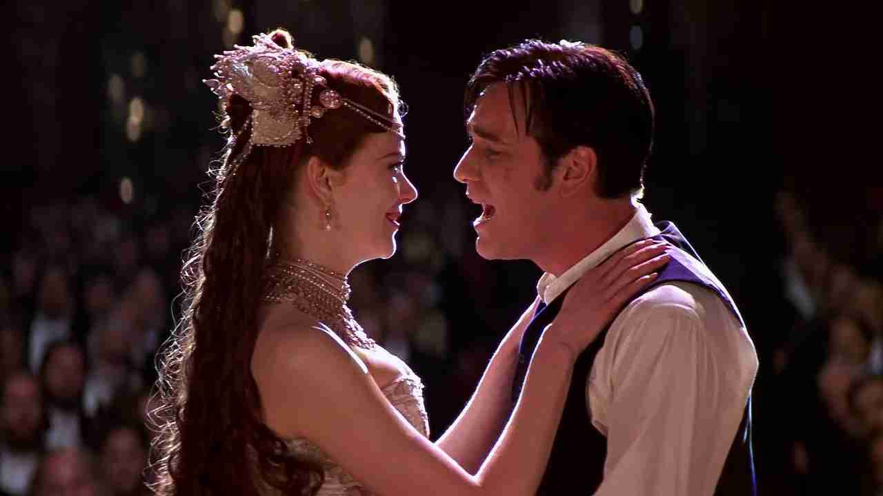 Image result for Ewan McGregor and Nicole Kidman in Moulin Rouge!