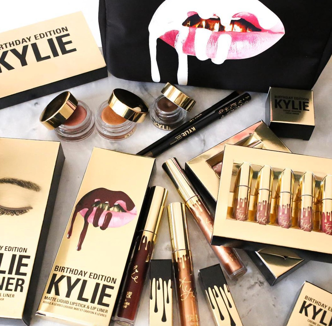 Image result for Kylie Cosmetic