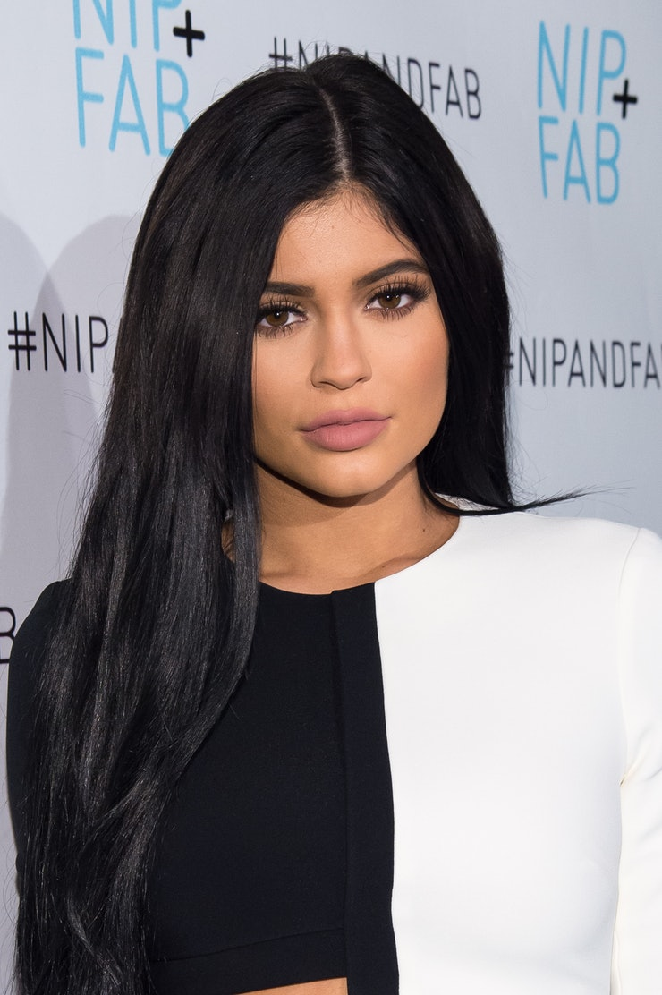 Every Time Kylie Jenner S Freckles Were The Stars Of Her
