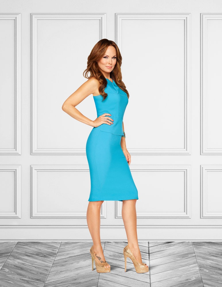 Tiffany Hendra Tiffany Hendra From Real Housewives of Dallas Is No Stranger To