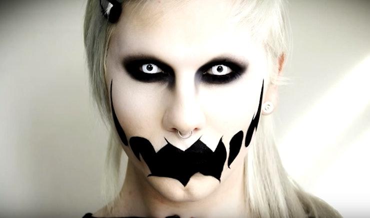 11 Ghost Makeup Tutorials To Haunt Your Way Through Halloween