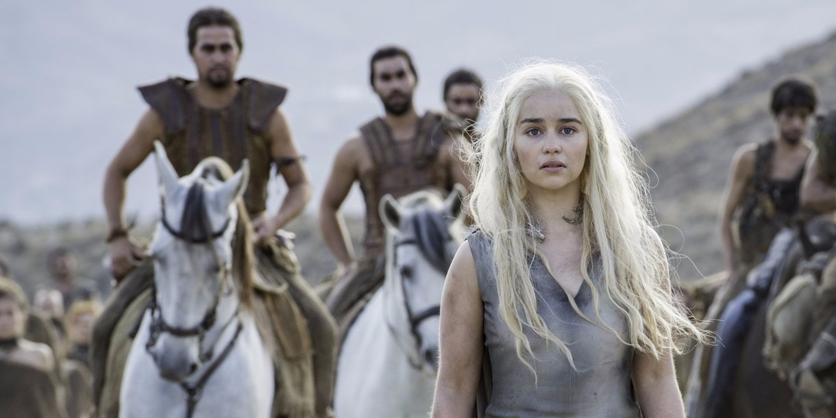 Bintang Game Of Thrones Raup Honor Fantastis