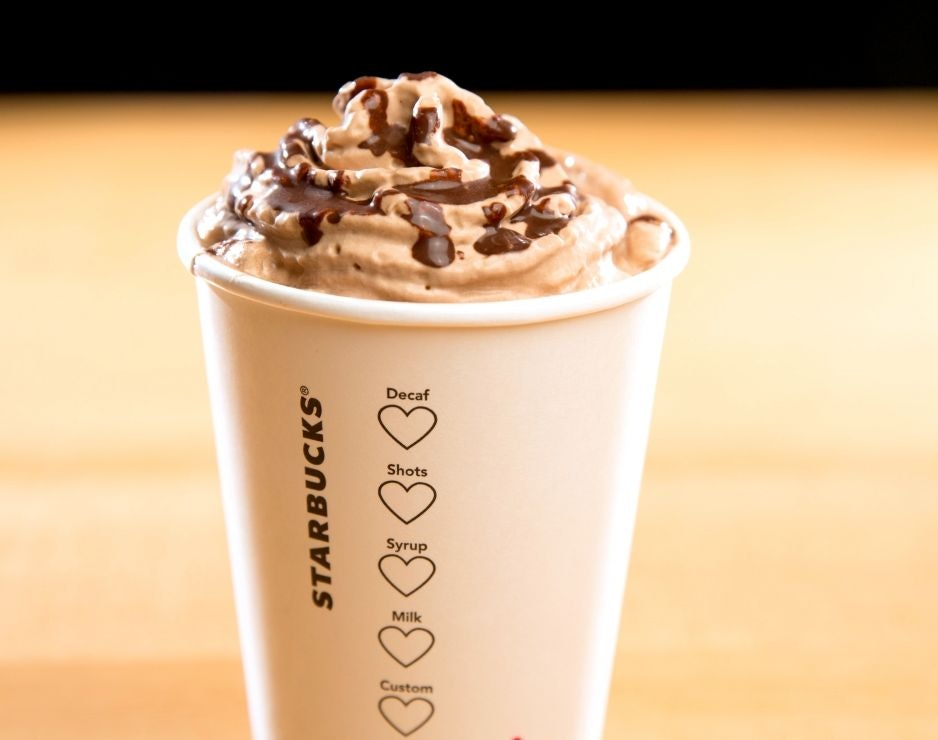 What Does The Starbucks Molten Chocolate Latte Taste Like? This ...