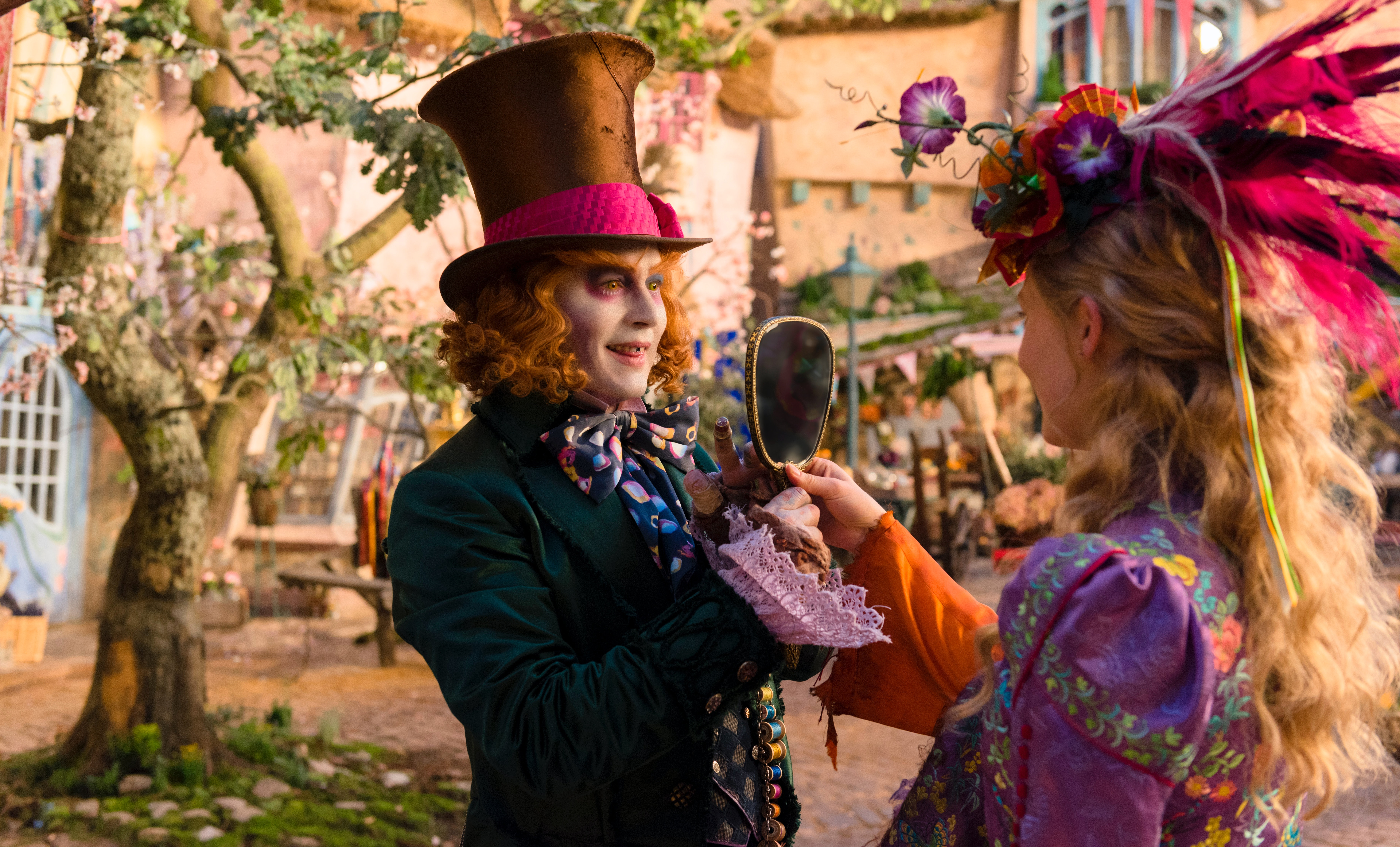 If 'alice In Wonderland 3' Happens, The Sequel Would Keep Wonderland Going  On Forever
