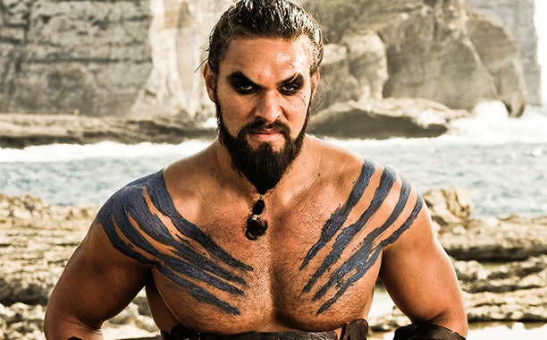 Image result for khal drogo