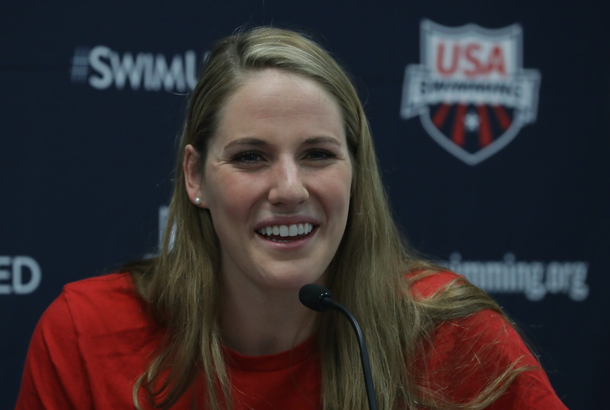 When Is Missy Franklin's Event? The Olympic Swimmer's ...