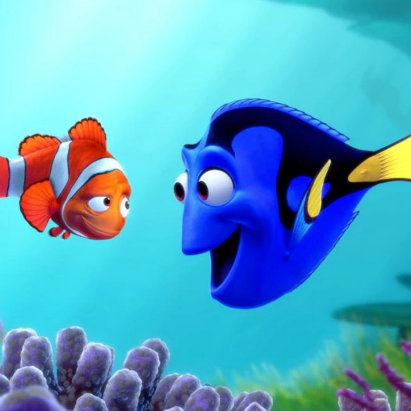 "finding nemo essay Free essay: we all know the popular family movie ""finding nemo"" a kid's movie that tells a journey of marlin, a father clown fish, who crosses the vast ocean."