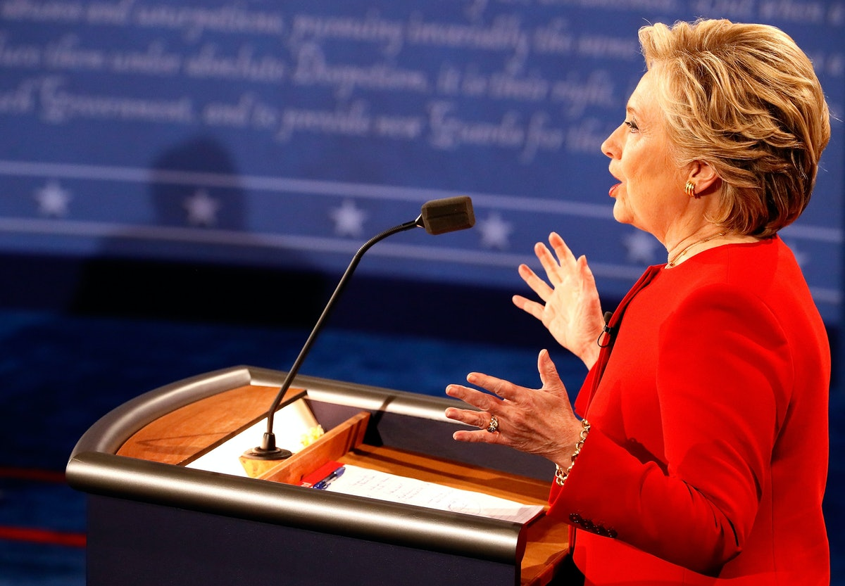 No, Hillary Clinton Hasn't Been Fighting ISIS For Her ...