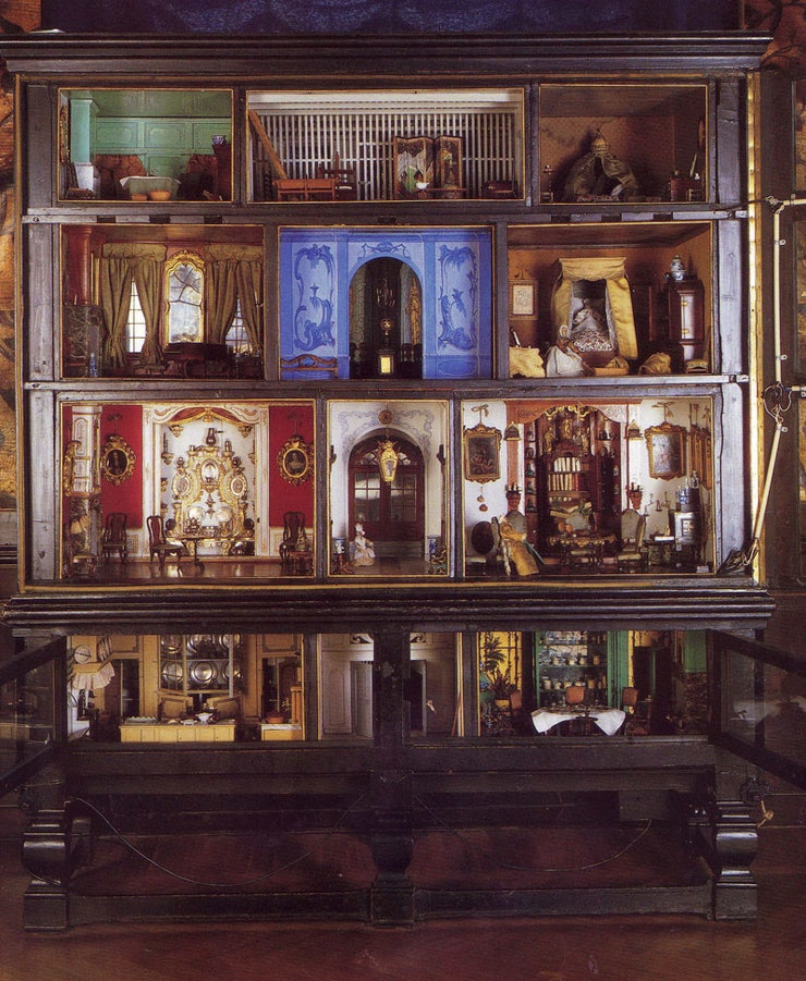 The 12 Coolest Dollhouses Ever (Most Of Which Are Worth