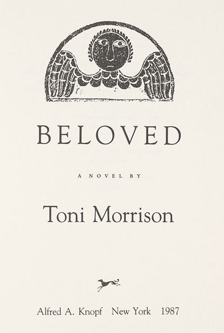 the lasting impact of past events in toni morrisons beloved As a second-grader, bride was a material witness to a notorious sex crime, which resulted in the long imprisonment of an innocent woman booker, for his part, lost a beloved brother to a serial killer.