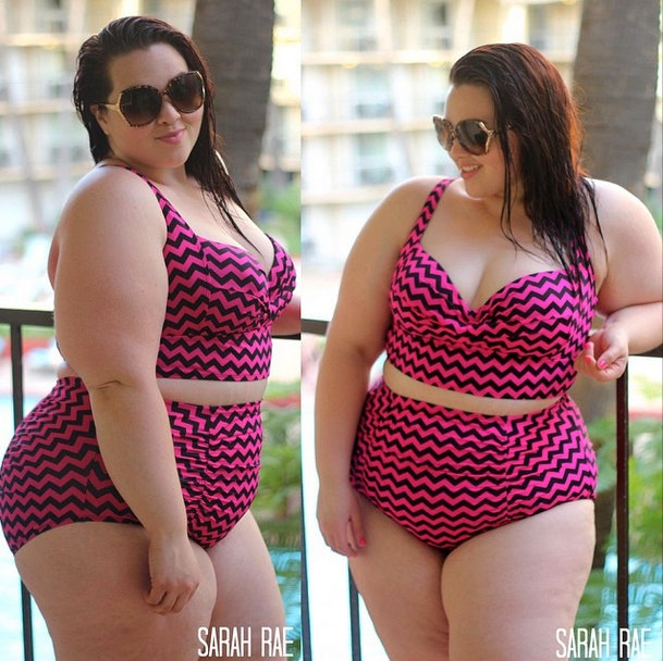31 Plus Size Women In Bikinis Who Prove That Fatkini Season Is The ...
