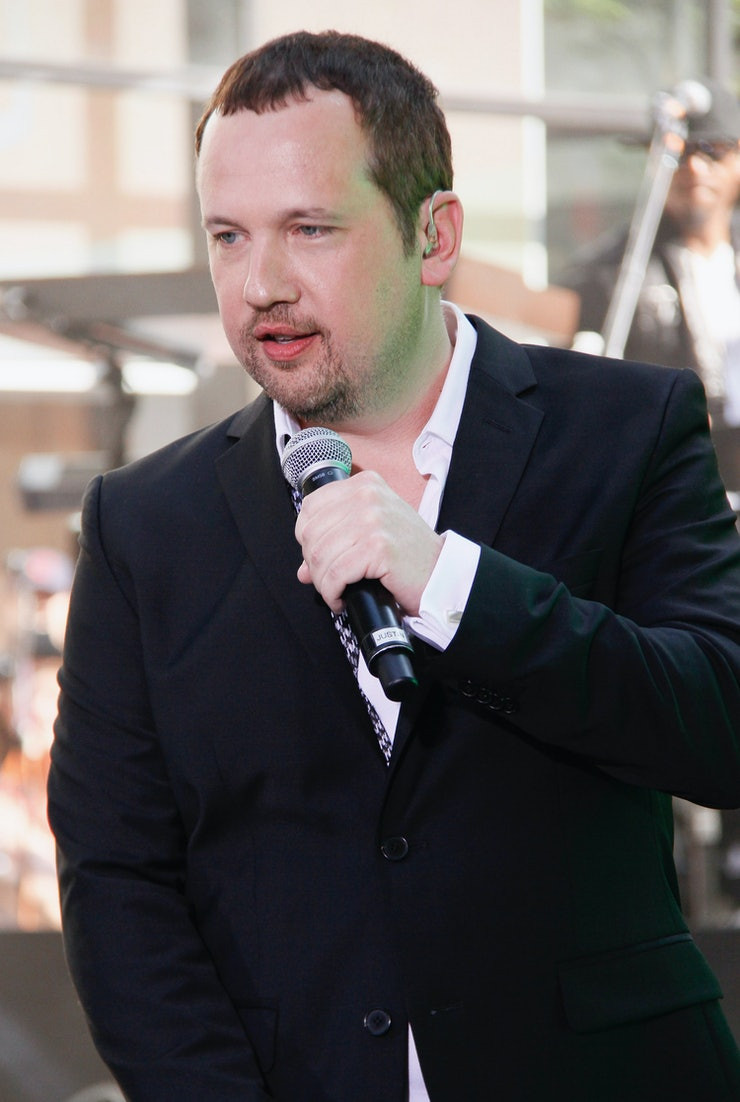 Justin Jeffre