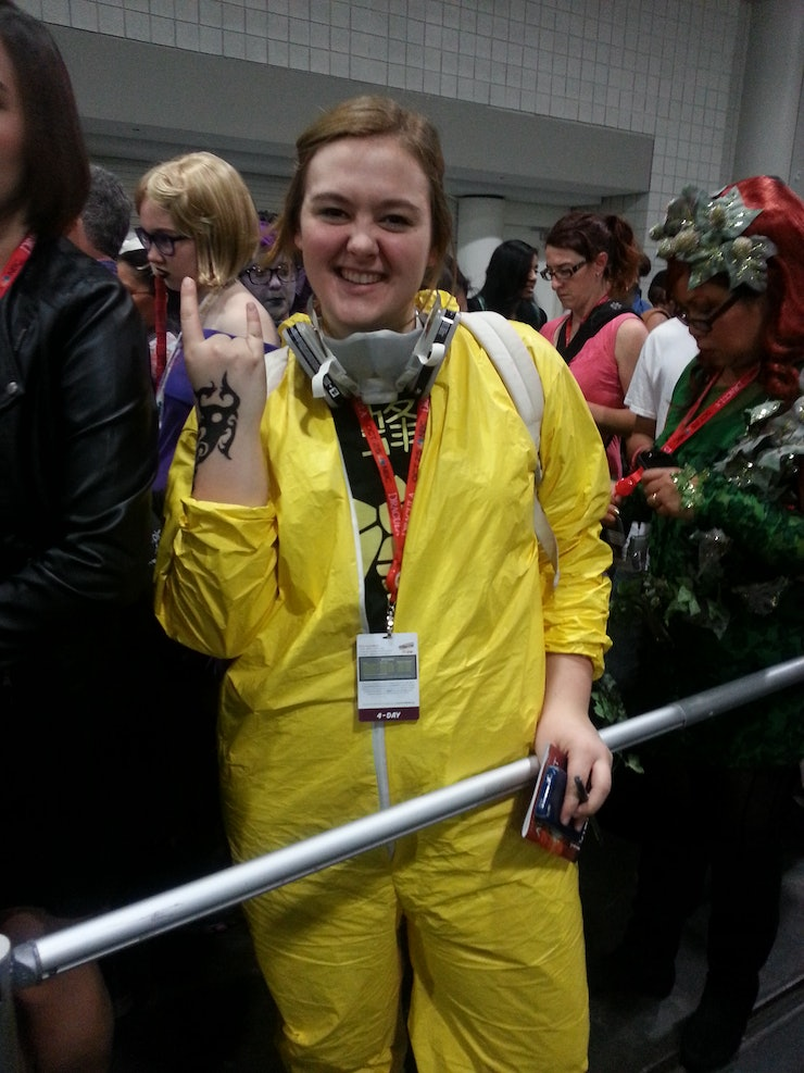 Ny minute dating comiccon
