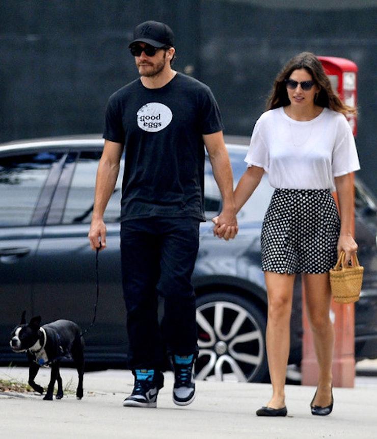Jake Gyllenhaal's Girl... Taylor Lautner Girlfriend