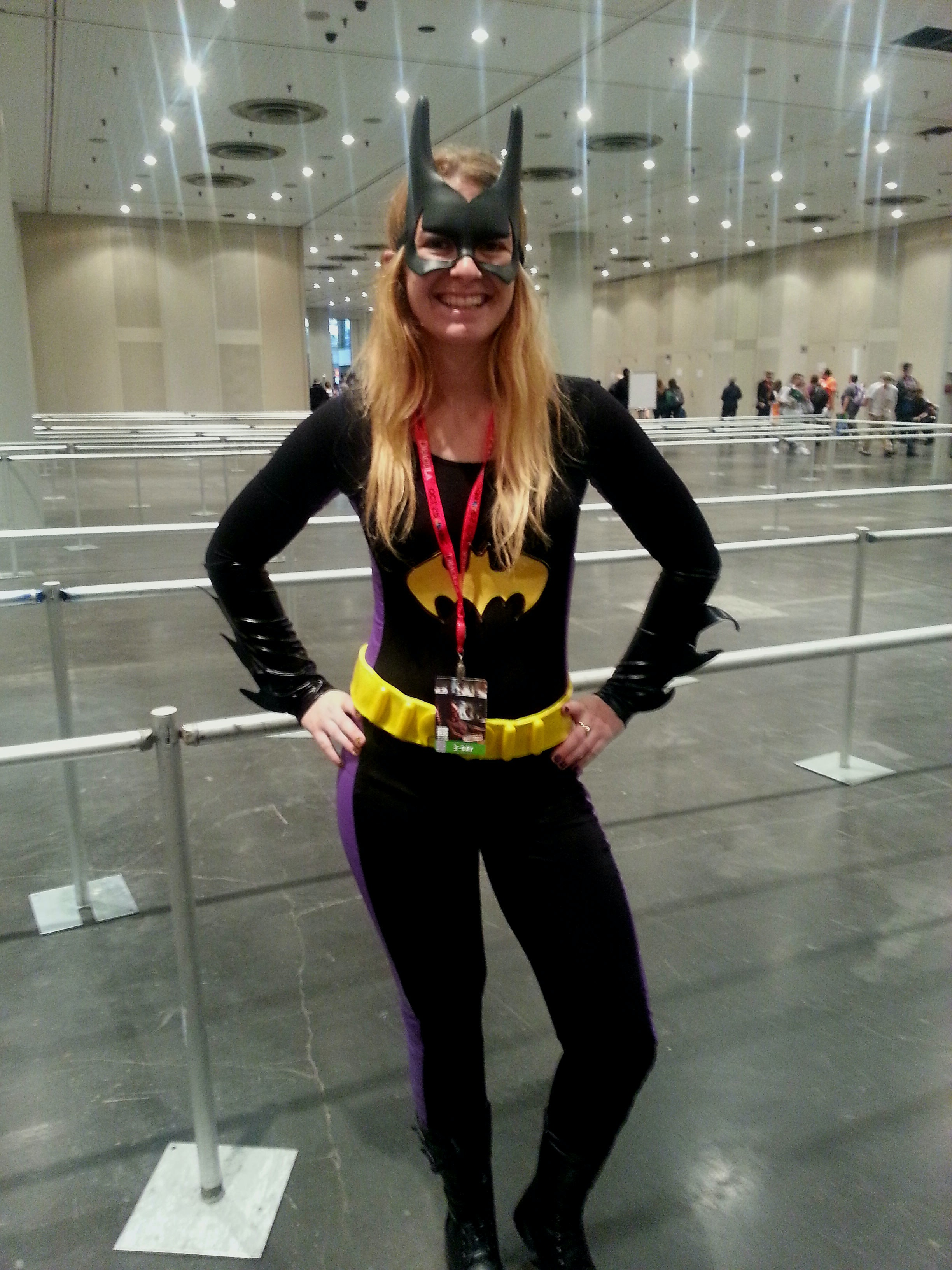 Last-Minute Halloween Costume Ideas From Kickass Lady Cosplayers ...
