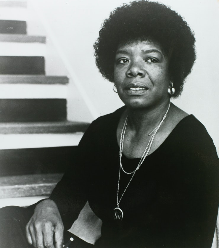 the life and literary career of maya angelou Adventurous spirit by: linda wagner-martin media of maya angelou  the book  is as much a biography of angelou's writings as it is a biography of the woman.