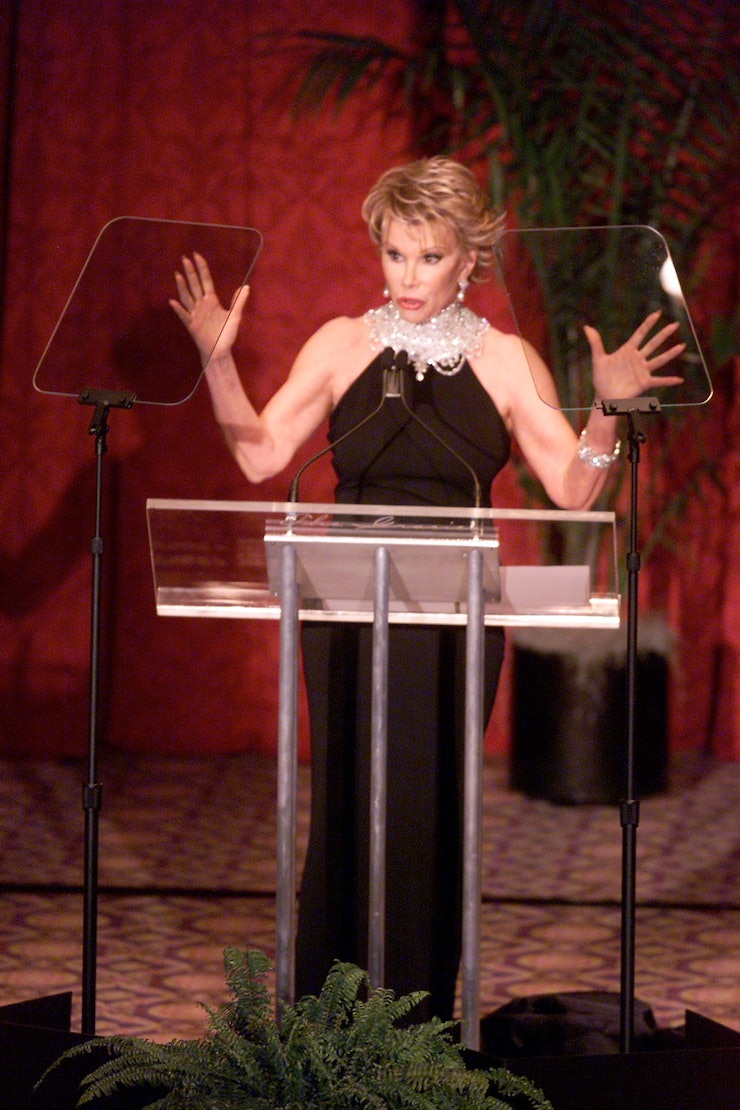 Joan Rivers Dies At Age 81 Her Life In Pictures From The