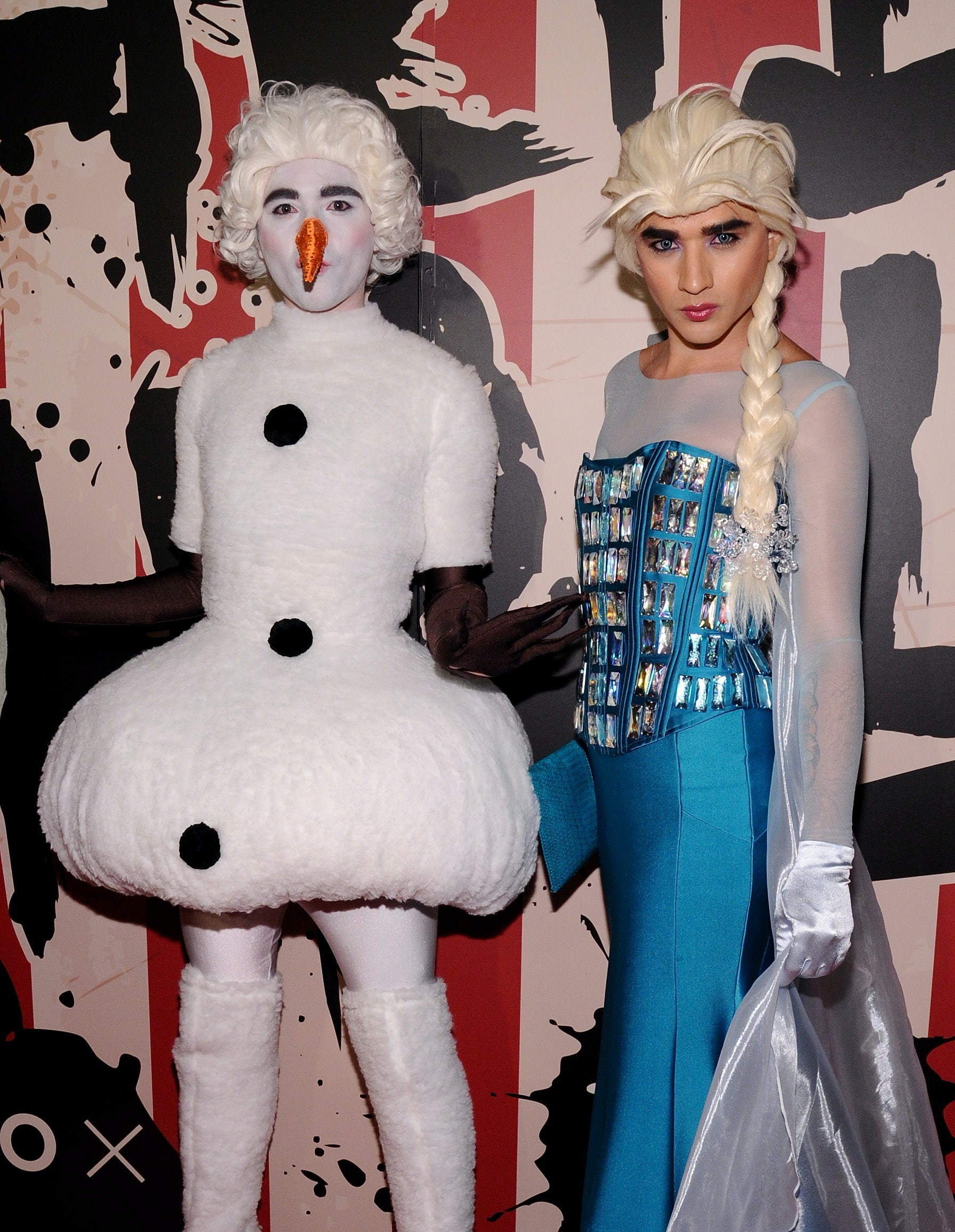 Heidi Klum's Halloween Party Brought Out the Best & Worst In Celeb ...