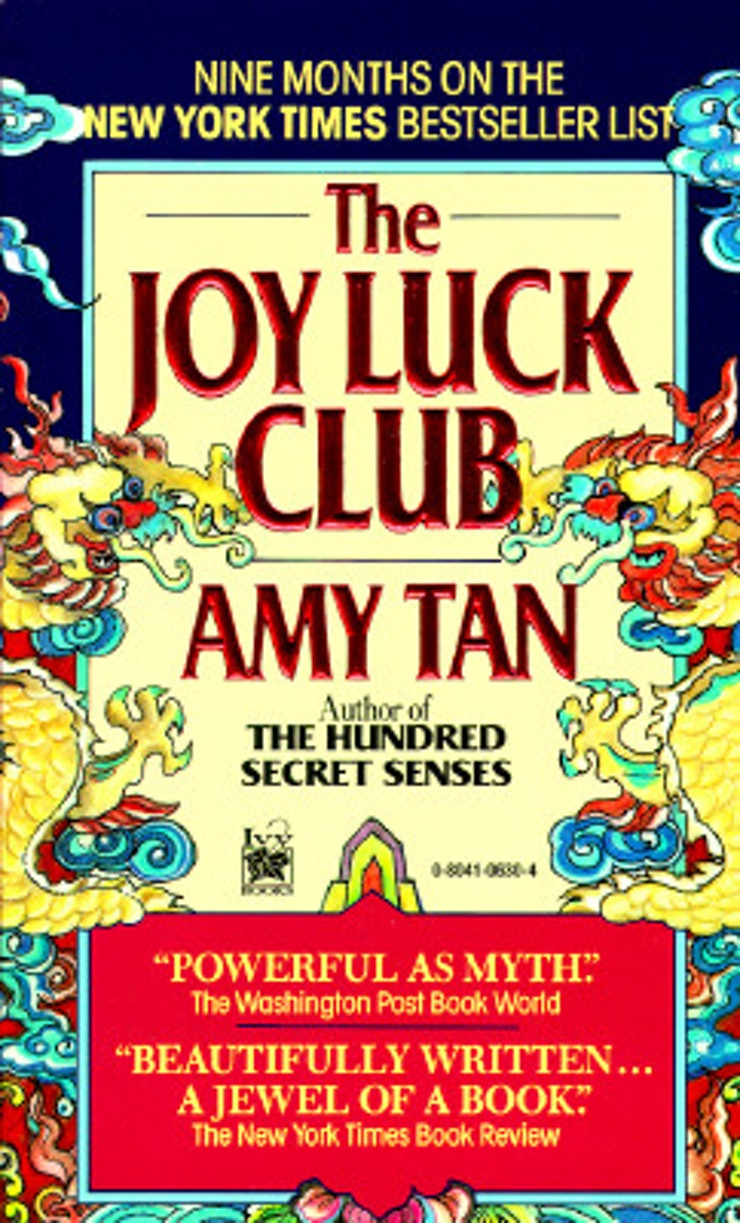 identity crisis joy luck club The joy luck club is a 1989 novel written by amy tan it focuses on four chinese  american  lindo experiences regret over losing some of her chinese identity  by living so long in america (she is treated like a tourist on a visit to china)  however,  after a malpractice suit, ted has a mid-life crisis and decides to leave  rose.