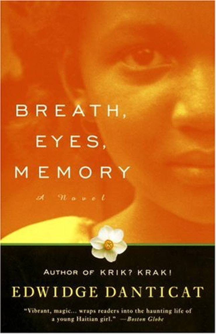 breath eyes memory essay themes Breath, eyes, memory major themes and conflicts present themselves fully in the last chapter of danticats novel breath, eyes, memory sophie caco was the product of rape and has struggled to grow into the role of daughter, wife, and mother as well as coming to terms with the role she plays in her family and making peace with her mother's ghosts.