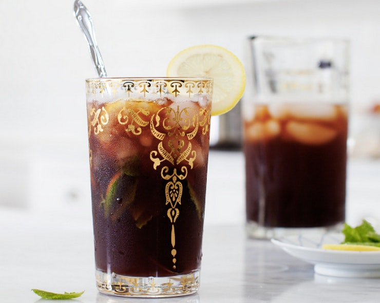 11 Iced Tea Recipes To Celebrate Spring In The Most ...