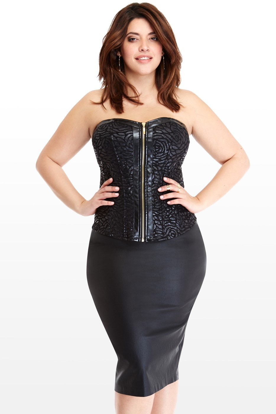 50 Shades Of Grey' Premiers This Week, So Here Are 25 Plus Size ...