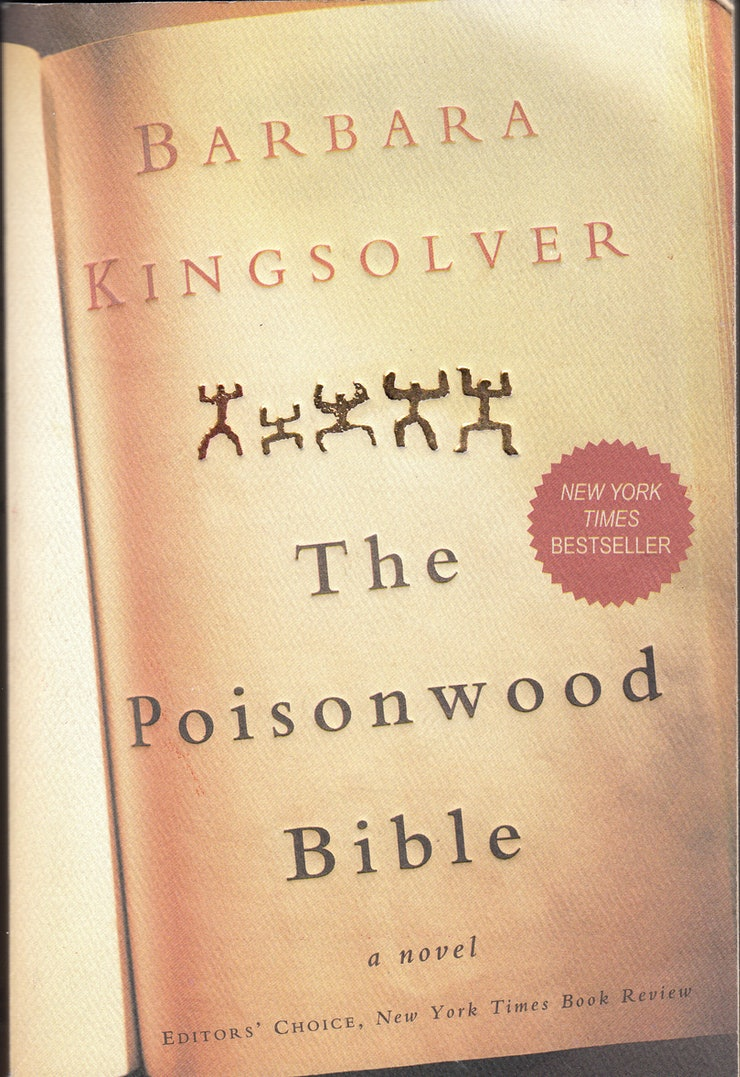 adah price poisonwood bible