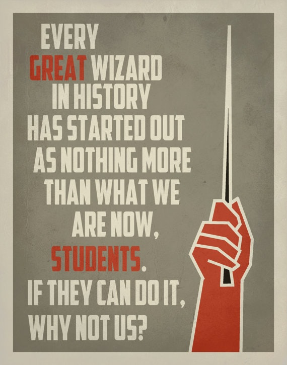 Every Great Wizard Poster Part 97