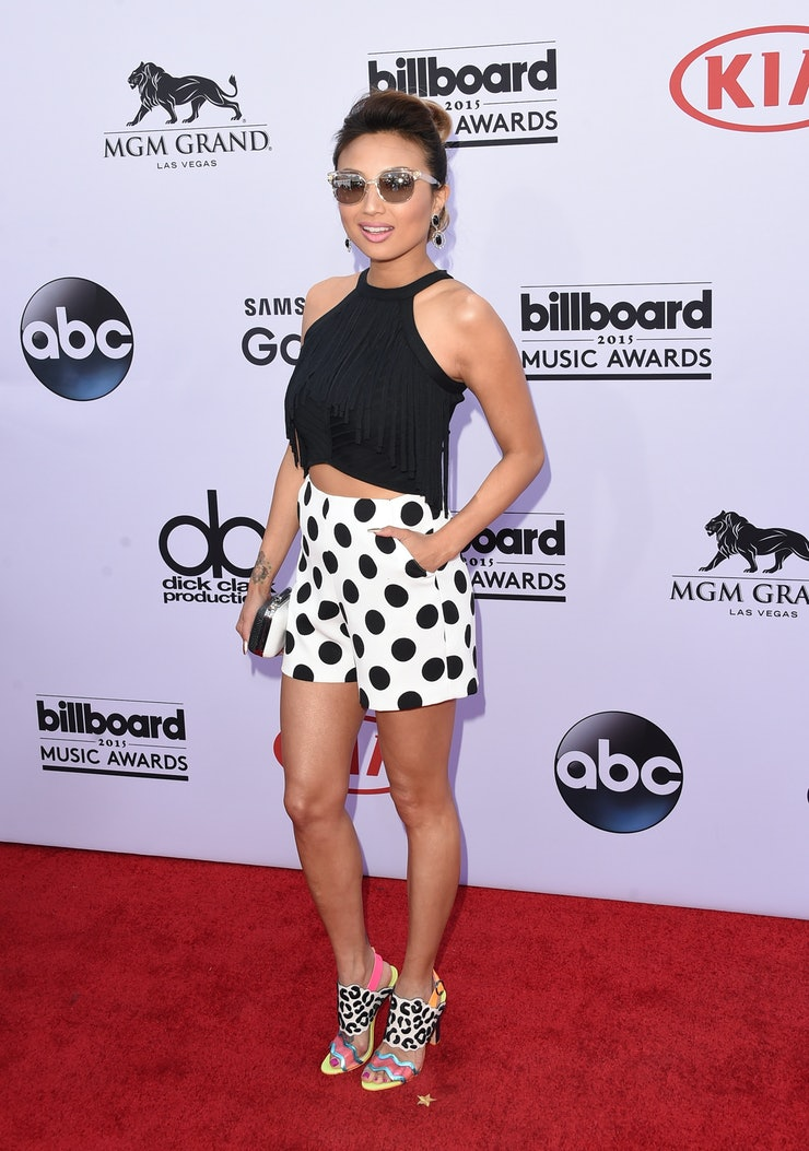 The 2015 Billboard Music Awards Red Carpet Is Equal Parts