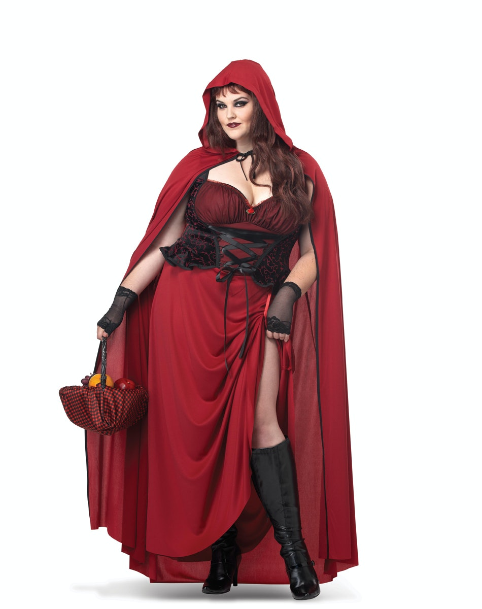 22 Cool Plus-Size Halloween Costumes