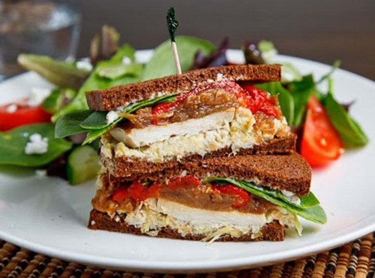 7 Gourmet Turkey Sandwiches To Make Using All Your Boring ...