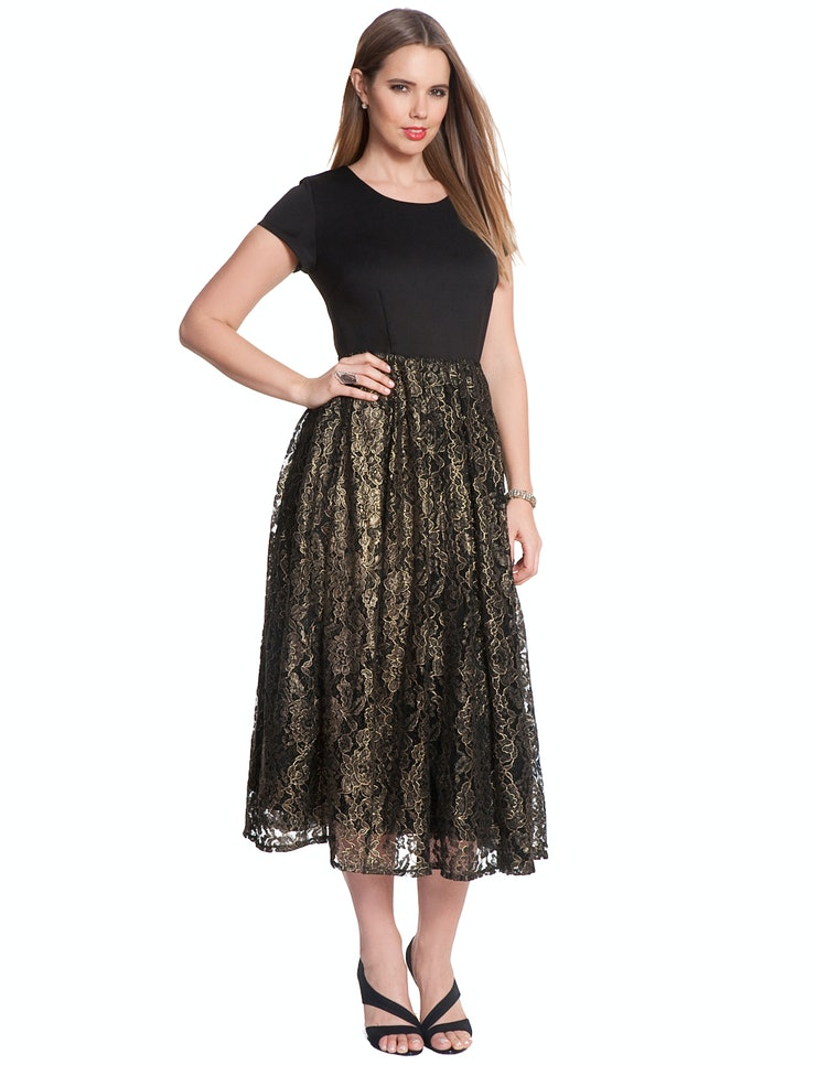 33 Plus Size Dresses for New Year\'s Eve — Because What Better ...
