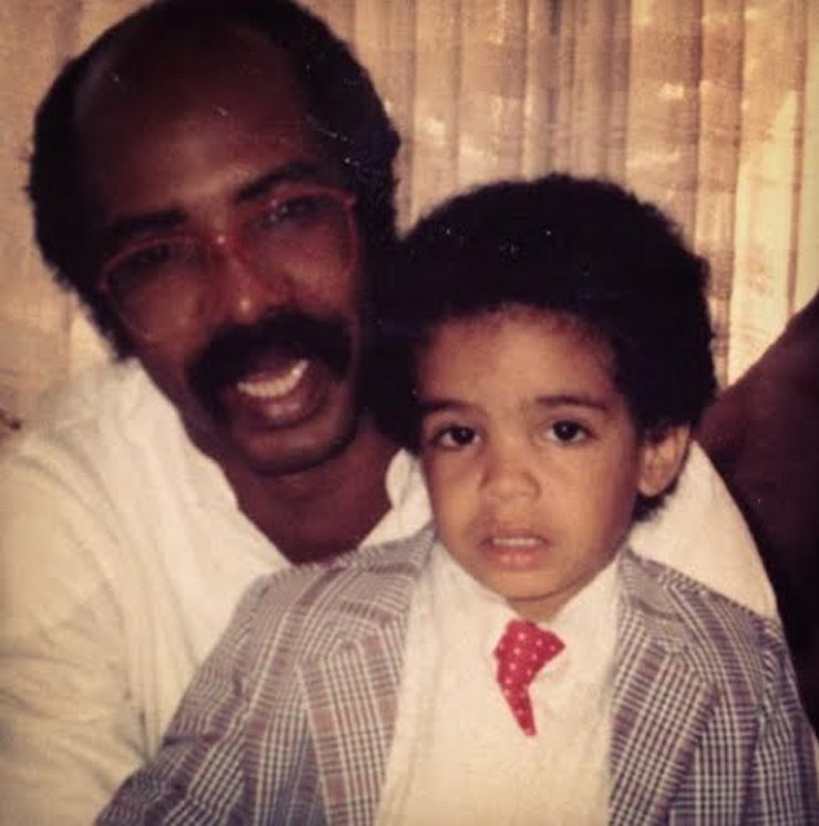 18 Old Photos Of Drake As A Kid, Because He Really Might ...