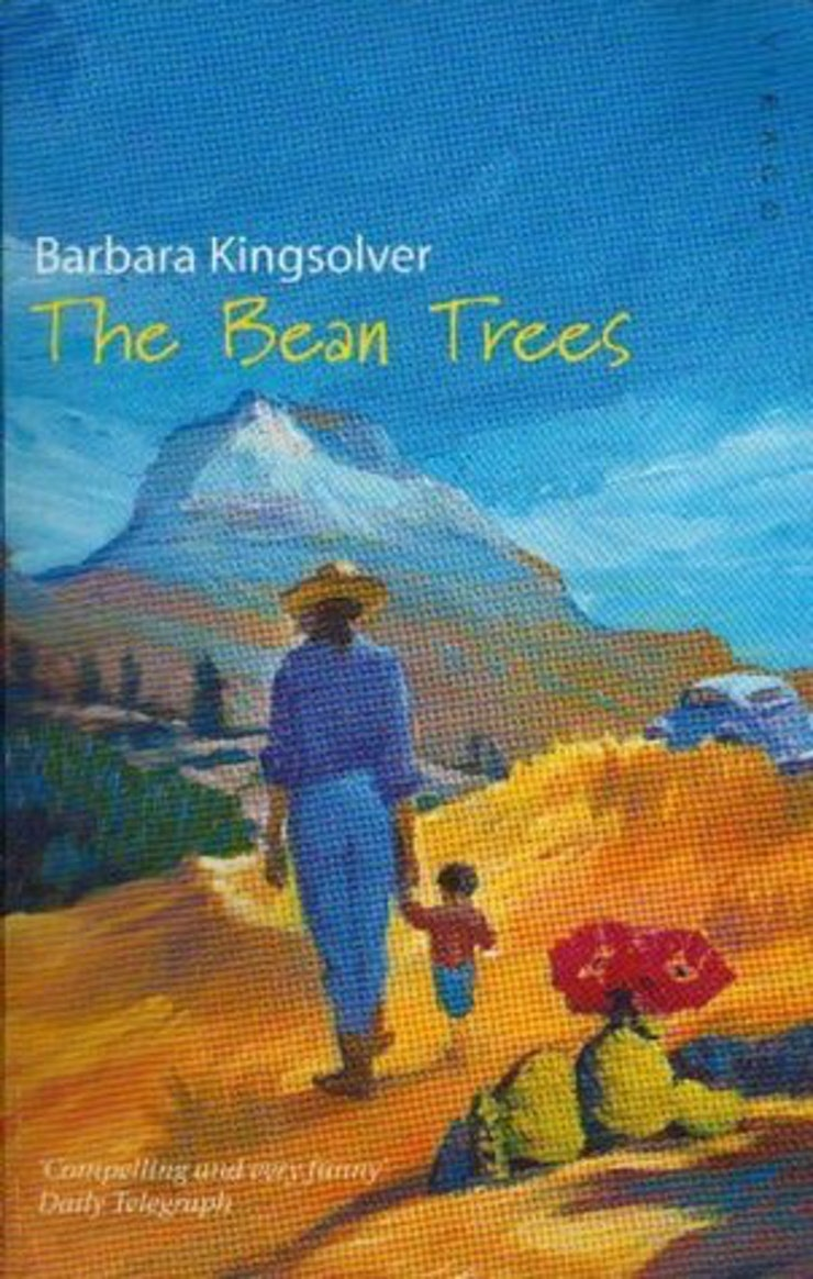the hidden symbols in barbara kingsolvers the bean trees Appears throughout the bean trees could be said to by symbolic, allegorical, or metaphorical that's a lot of lit devices yup, barbara kingsolver certainly isn't.