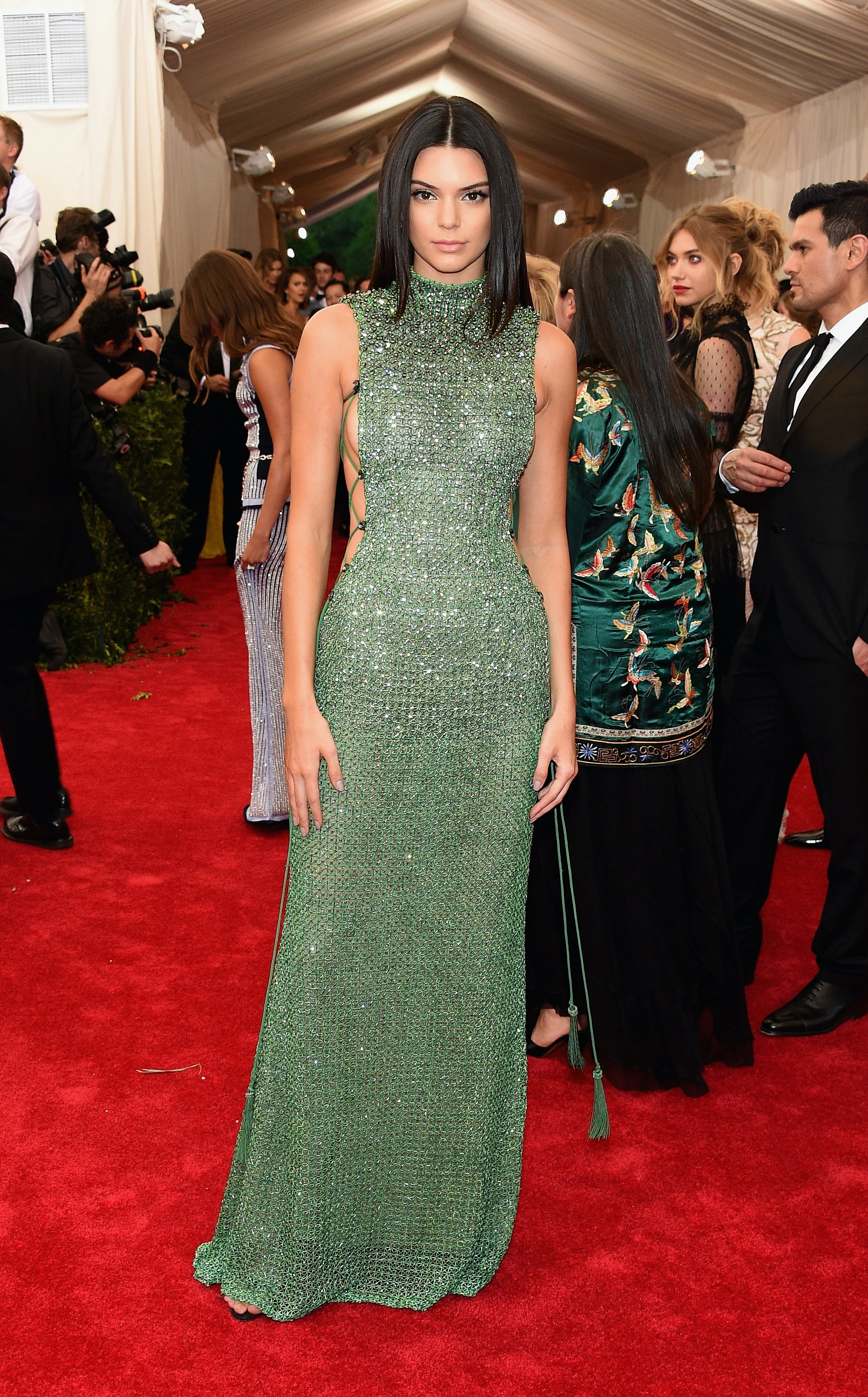 The 2015 Met Gala Dresses Embraced The Evening's Theme With ...