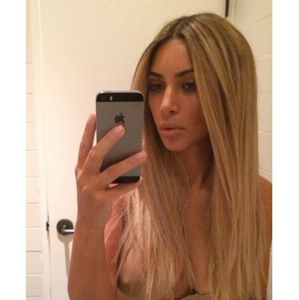 Admirable A Ranking Of Kim Kardashians Most Self Indulgent Instagrams From Hairstyle Inspiration Daily Dogsangcom
