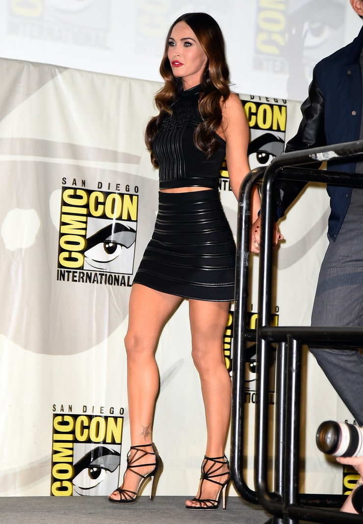 Ranking 15 Sexy Megan Fox Outfits On The Red Carpet From