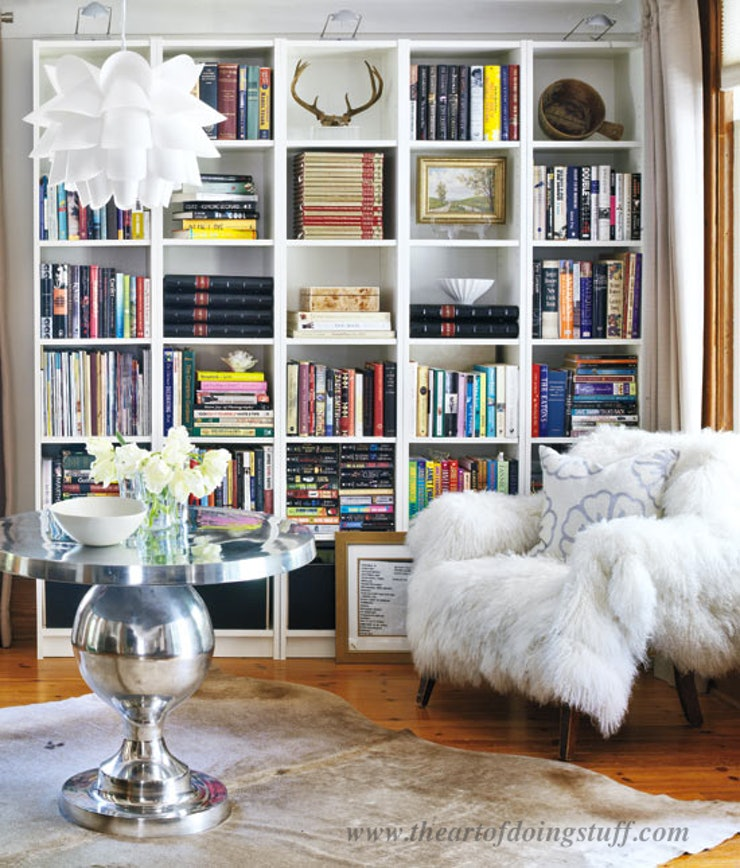 How To Decorate With Books 12 clever ways to decorate with books, since you have way too many