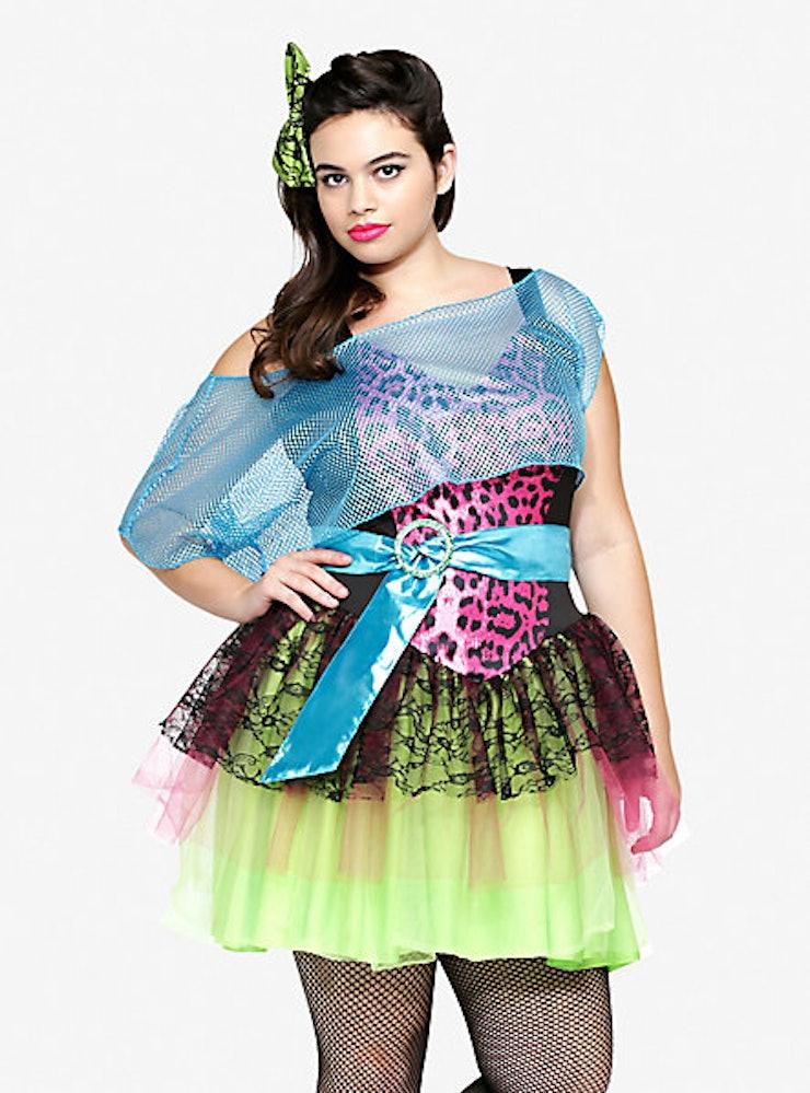 Torrid Halloween Costumes Plus Size