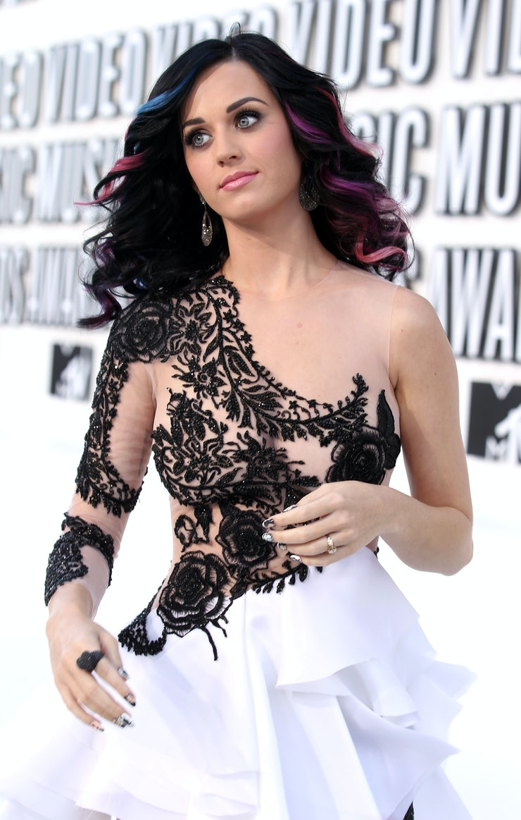 The Definitive Ranking Of Katy Perry S 17 Hair Colors