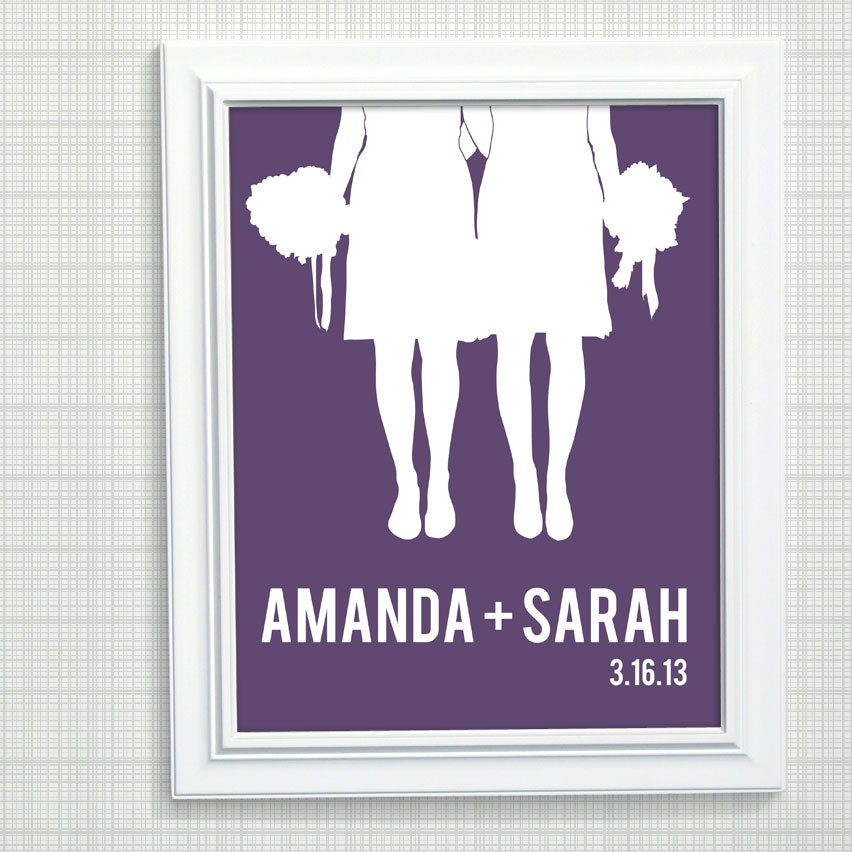 11 Gay Marriage Wedding Gifts For Same-Sex Couples That Celebrate ...