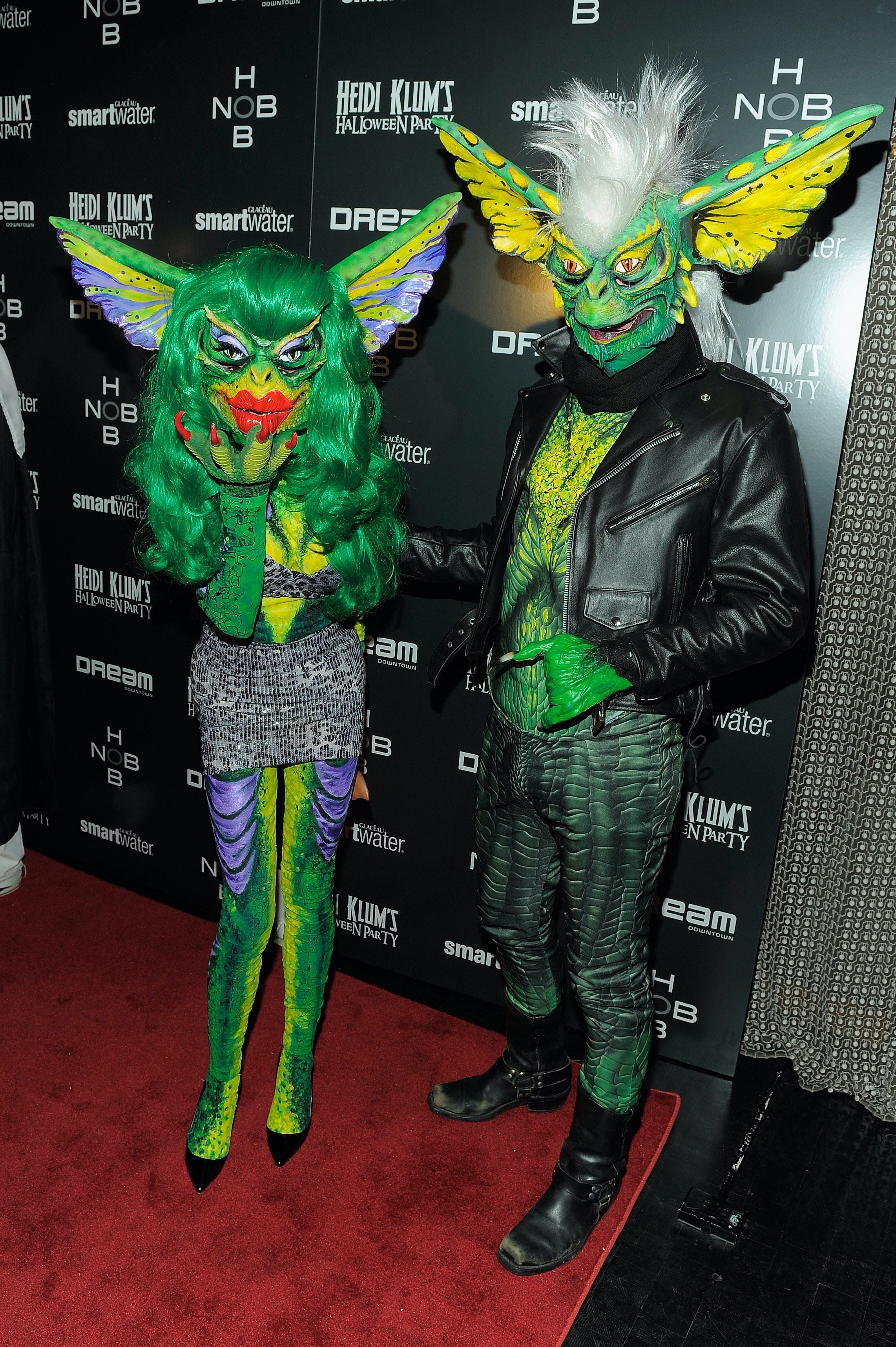 Best and Worst Celebrity Halloween Costumes, From Heidi Klum's ...