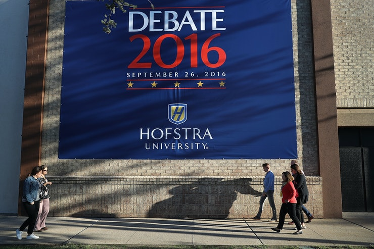 presidential debates changing the way we A restaging of the presidential debates with an actress playing trump and an but how would their perceptions change that way we can start to get at how.