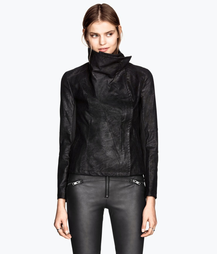 15 Leather Jackets In Every Single Price Point, So You Can ...