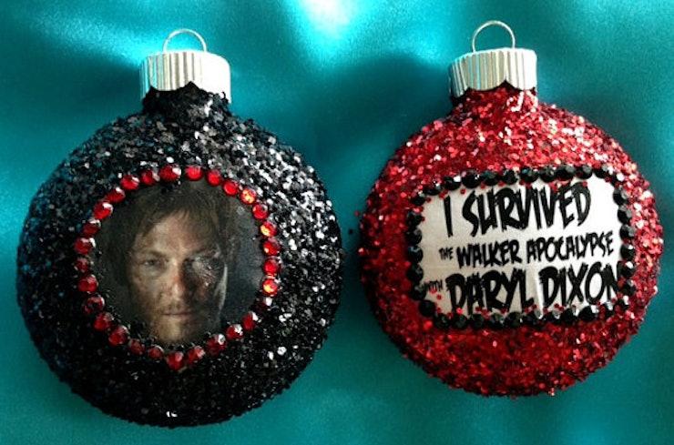 The 15 Weirdest Pop Culture-Inspired Christmas Ornaments