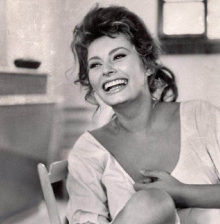 Sophia Loren Ugly These Sophia Loren Sty...